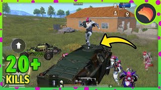 Enemies Tried To Get Inside | PUBG MOBILE