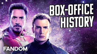 Avengers: Endgame Annihilates Box Office Records | Charting with Dan!