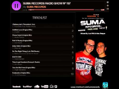 SUMA RECORDS RADIO SHOW Nº 197