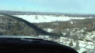 GQFW 5 mile final family day flight
