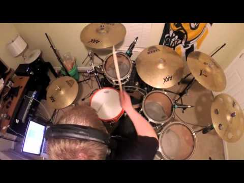Dark Horses - Switchfoot - Drum and Bass Cover