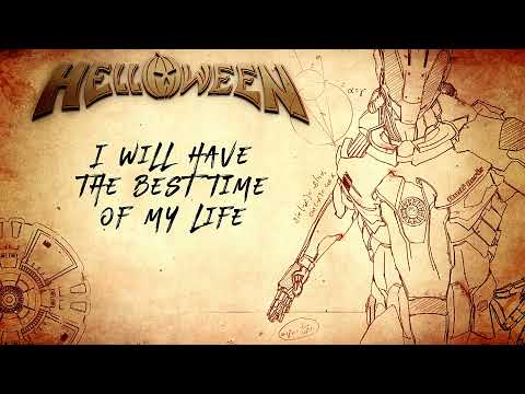 Helloween - Best Time (Lyric Video)