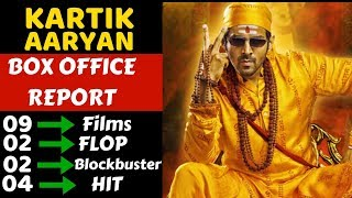 Kartik Aaryan Hit and Flop Movies List With Box Office Collection Analysis