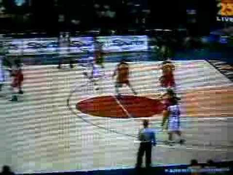 NCAA Season 84 San Beda vs. Mapua First Basket