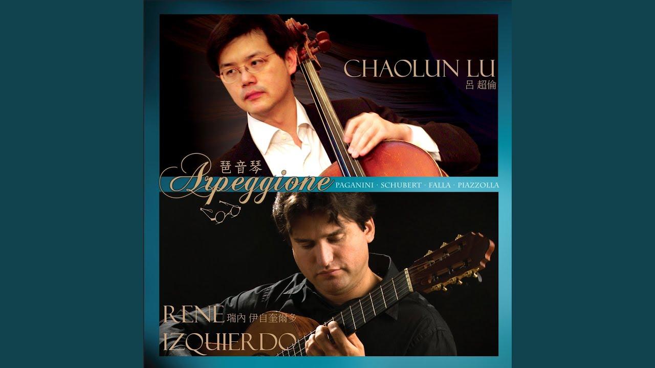 A小調小提琴與吉他 協奏風奏鳴曲:III. 詼諧燦爛的稍快板 - YouTube