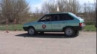 Полный курс по вождению автомобиля