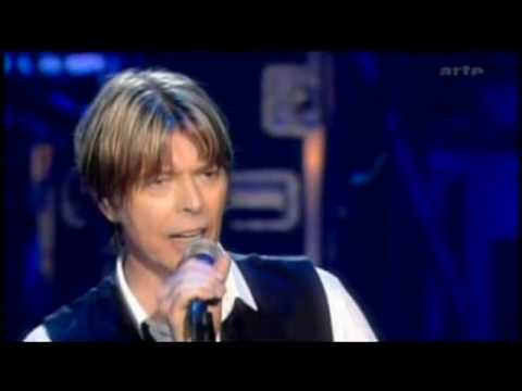 DAVID BOWIE - BE MY WIFE - LIVE OLYMPIA 2002