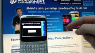 Liberar HTC ChaChaCha por imei, de Orange, Movistar, Yoigo y Vodafone