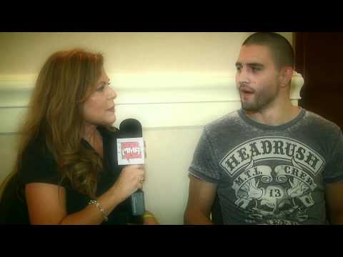 Interview: 7 things you didn't know about Carlos Condit