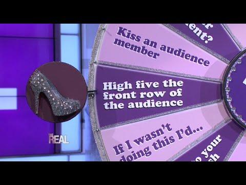 Marques Houston & Keshia Knight Pulliam Spin the Heel