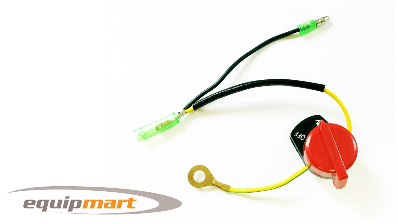 small resolution of on off switch for honda gx and loncin engines