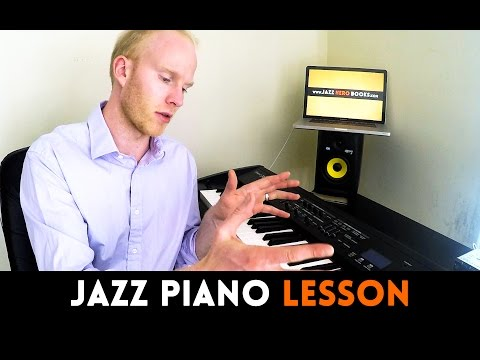 JAZZ PIANO TIP: Accent The Offbeats