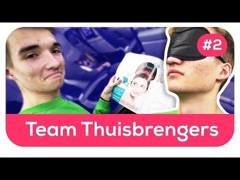 Het SEATTLE-AVONTUUR begint voor GIO & Team Thuisbrengers | Team Thuisbrengers #2