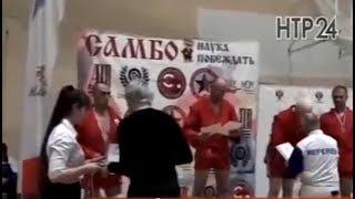 Новости Татарстана - Серебряный призер Чемпионата России по самбо спорт слепых в Сочи