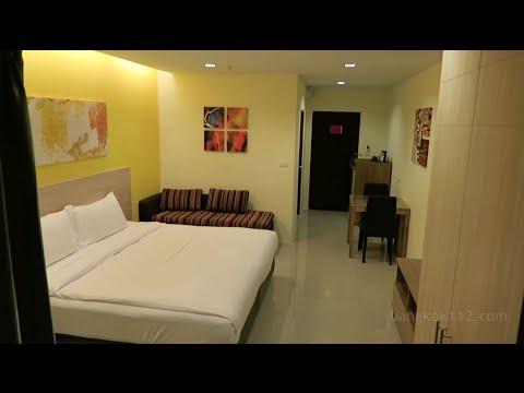 Pattaya Hotel Video – 990 baht