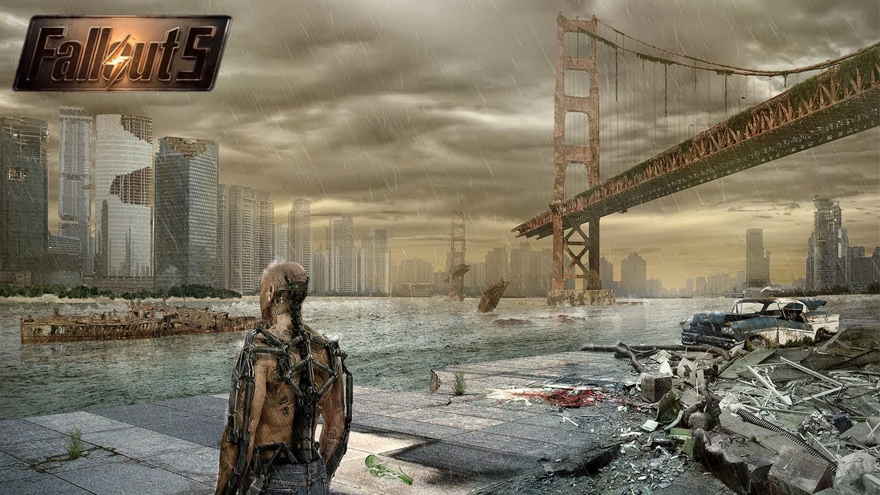Fallout 5 in San Francisco? - YouTube