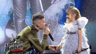 Nikolė Aleksejeva ir Donatas - Aš visada būsiu tavo | Finalas | Lietuvos Balsas. Vaikai S01