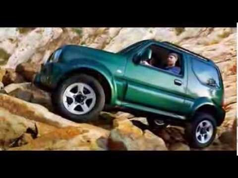 Suzuki Jimny Wide my auto-horse - YouTube