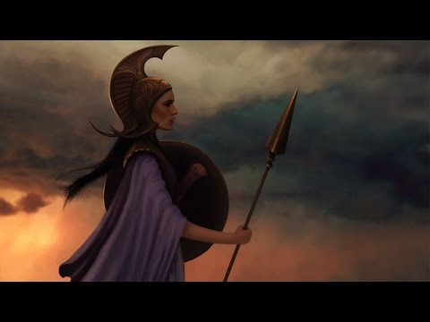 Epic Greek Music - Athena