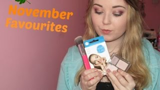 November Favourites 2014 Thumbnail