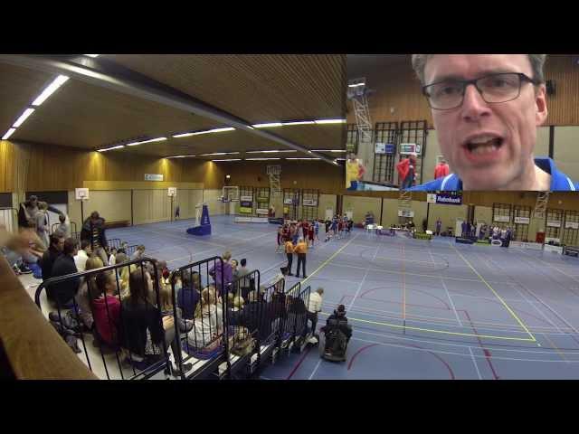 Binnenland Heren 1 vs Red Giants Heren 1