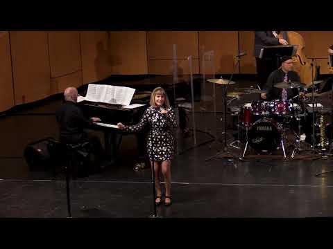 """Thad Had"", John La Barbera Composer, Suezie Cioffi Vocalist, WCJO"