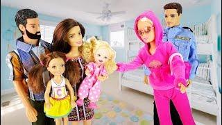 ОТДАЙТЕ МОЕГО РЕБЁНКА! Мультик #Барби Куклы Игрушки Для девочек Канал про Школу