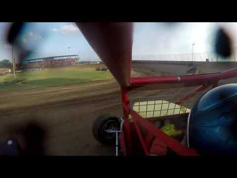 Lawrenceburg Speedway Sprint car