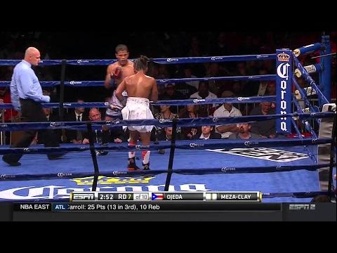 Reynaldo Ojeda vs Monty Meza Clay full fight 15.05.2015 James ExPatel