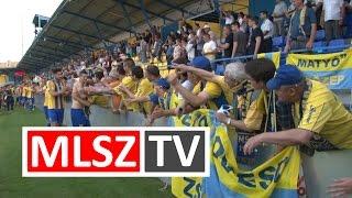 Mezőkövesd Zsóry FC - Dunaújváros | 4-0 | Merkantil Bank NB2 | 30. forduló | MLSZ TV