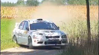 Perger Mühlstein Rallye 2018 WP1