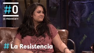 LA RESISTENCIA - Entrevista a Anna Olivia Anastasia Mitry-Goldbey   #LaResistencia 28.06.2018