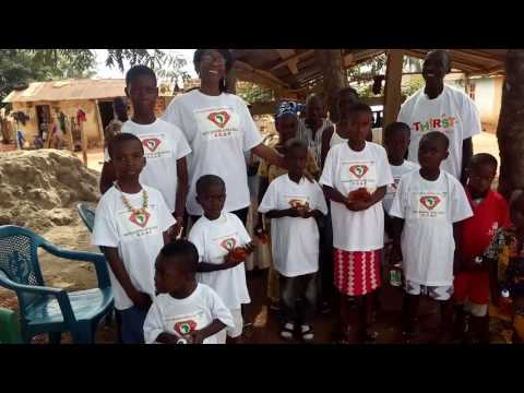 Radio Diamond Afrika Project - Really making a difference in Africa