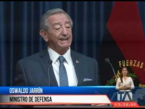 Noticias Ecuador: 23082018 24 Horas Emisión Central - Teleamazonas
