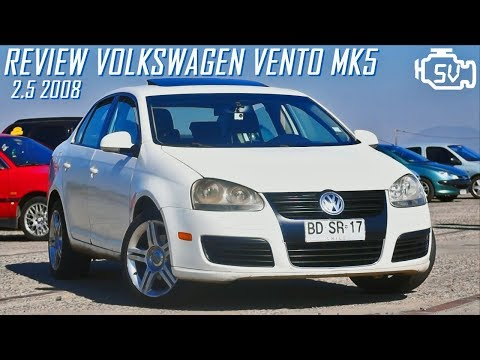 Review Volkswagen Vento MK5 2.5 2008 - SecondViewer