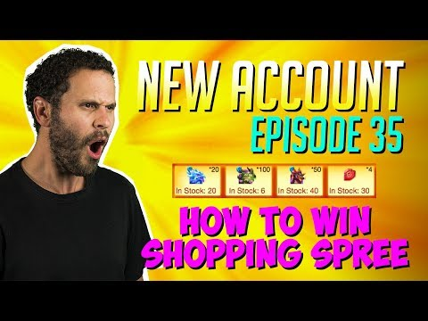 Episode 35: How To WIN Shopping Spree!