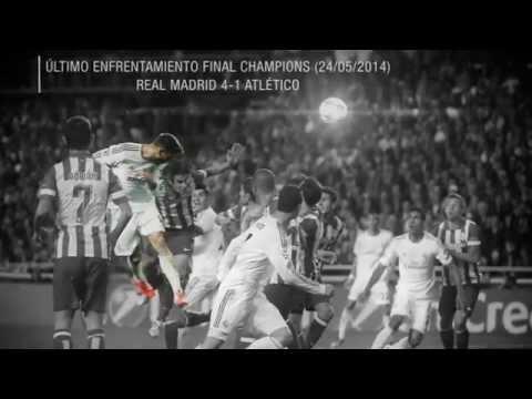 VÍDEO PROMO: Atlético de Madrid vs. Real Madrid