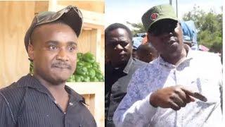 """Mkurugenzi Akamata Wafanyabiashara """"Kalalamikeni hata kwa Magufuli"""""""