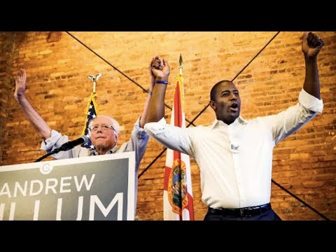 Black, Latino & Progressive Candidates Rise; Deep Divisions Exposed in Both Parties