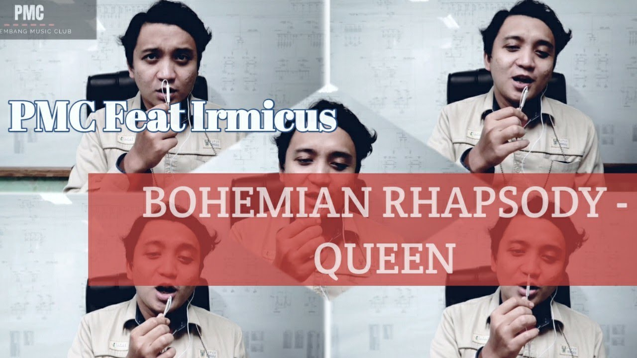 Queen - Bohemian Rhapsody (Intro) Cover by PMC feat @irmicus