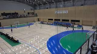 2018IH  女子ハンドボール 1回戦 日川(山梨県) 対 屋代(長野県)