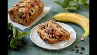 Банановый веганский хлеб Домашние рецепты с пошаговыми фото
