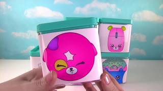 Shopkins season 5 surprise toy blind boxes! limited edition hunt! petkins 5 packs!