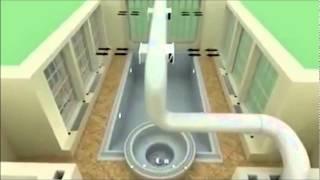 видео Как сделать вентиляцию бассейна