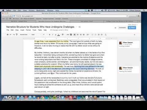 How to Write Your College Essay if Youve Experienced Significant Challenges