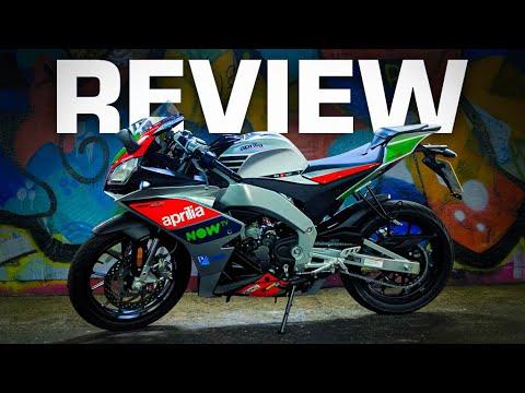 Aprilia RS 125 GP Replica Full Review!
