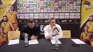 BC Nokia vs Vilpas Lehdistötilaisuus 4 1 2019