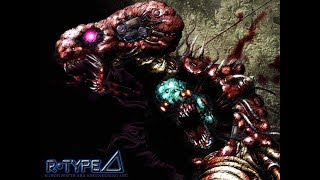 R-Type Delta (PS1) ALL BOSSES + Sub Bosses (No Hit)