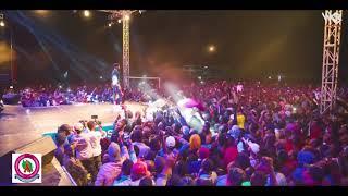 Diamond Platnumz  Performing Live Wasafi