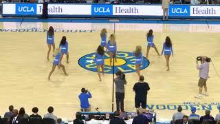 UCLA Dance Team Halftime- Work